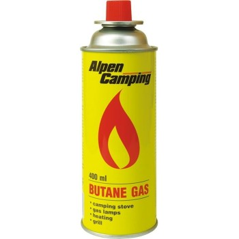 Butan gas ALPEN CAMPING...
