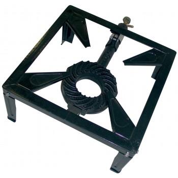 Industrial burner 4 legs