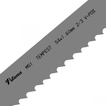 M51 Tempest 6050x41x1,3mm...
