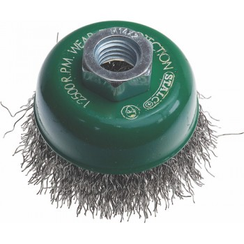 Front brush 80mm M14