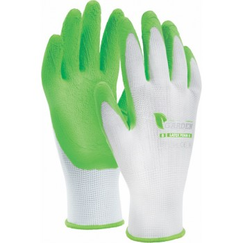 Safety gloves LATEX FOAM...