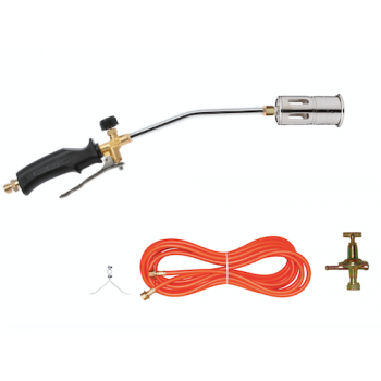 Roof torch, 58cm, gas hose,...