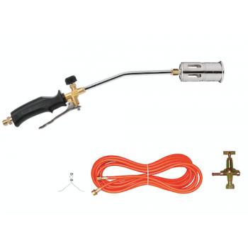 Roof torch, 58cm, gas hose,...