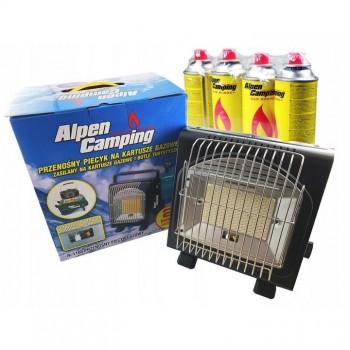 Gas heater Alpen Camping...