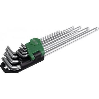 TORX keys STALCO 1,5-10mm