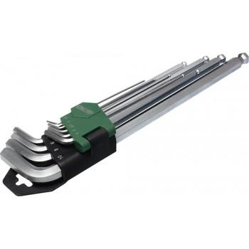 Hexagonal keys STALCO 1,5-10mm