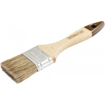 Flat paintbrush WOOD 89mm