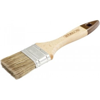 Flat paintbrush WOOD 51mm