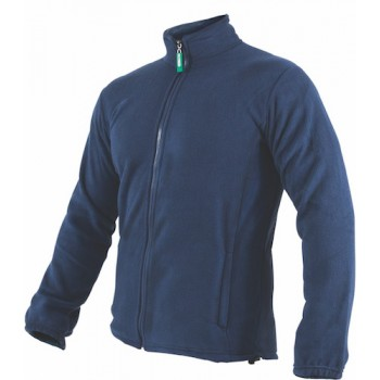 Fleece jacket BARRY blue, M...