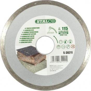 Dimanta disks flīzēm STALCO...
