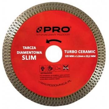 Teemantketas PRO 125x1,2mm