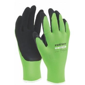 Safety gloves LATEX FOAM 11...
