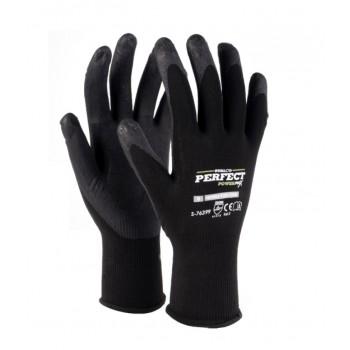 Safety gloves NITRILE FLEX...