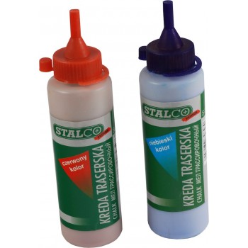 Marking chalk STALCO red,...