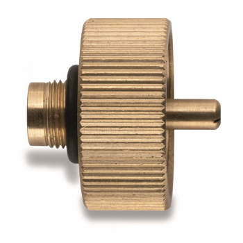 CYLINDER ADAPTER WITH USA...