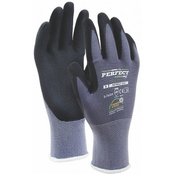 Safety gloves NITRILE FLEX 10