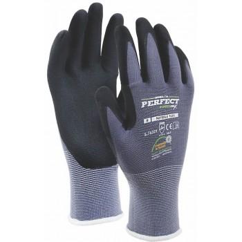 Safety gloves NITRILE FLEX 8