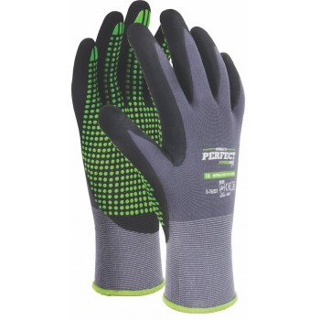 Safety gloves NITRILE FLEX...