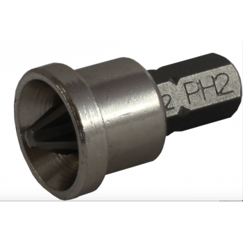 Bits PH2 with stop collar
