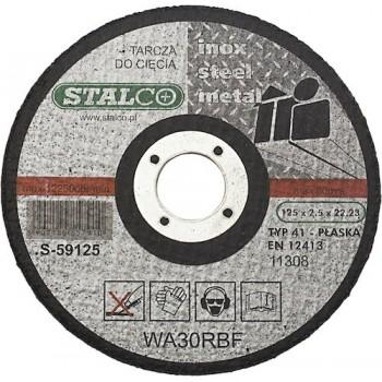 Metal cutting disc STALCO...