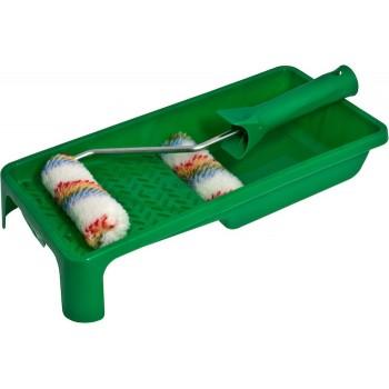 Painting trays, buckets