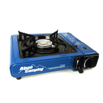 Camping stoves and heaters