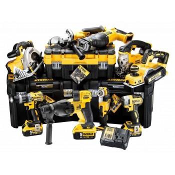 Cordless tool kits